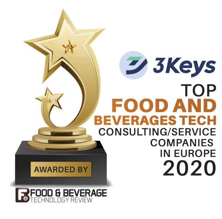 3KEYS TOP CONSULTING FOR FOOD AND BEVERAGES